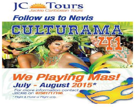 JC Tours Jackie Caribbean Tours