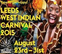 Leeds West Indian Carnival 2015