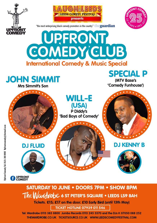 Upfront Comedy Club