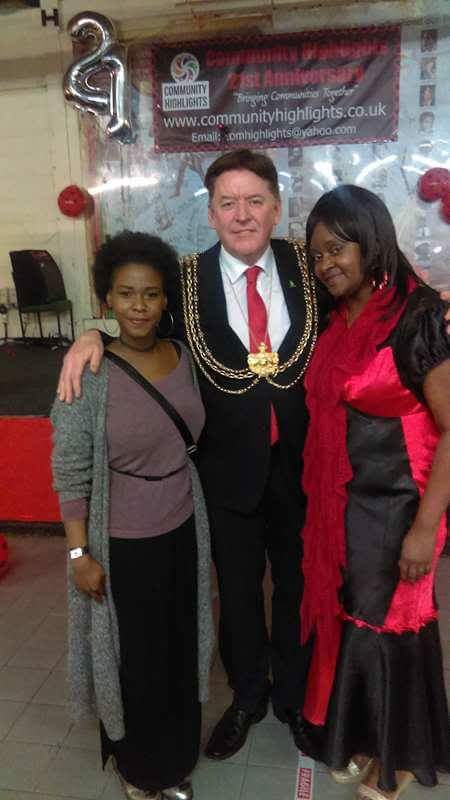 Lesidie, Lord Mayor and Patricia