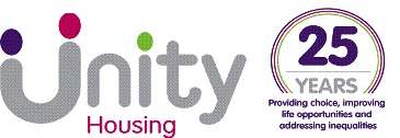 Unity Housing Leeds Logo
