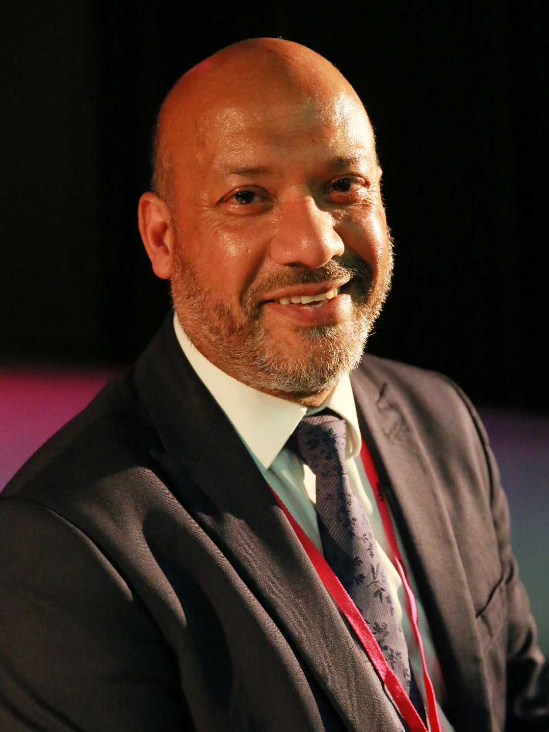 Ali Akbor - Unity Chief Executive